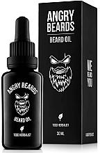 Parfumuri și produse cosmetice Ulei pentru barbă - Angry Beards Todd Herbalist Beard Oil