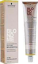 Parfumuri și produse cosmetice Vopsea de păr - Schwarzkopf Professional BlondMe Hi-Lighting