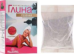 Parfumuri și produse cosmetice Argilă roză pentru corp - MedikoMed