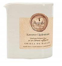 """Parfumuri și produse cosmetice Lumânare pentru masaj """"Cafea fortificatoare"""" - Flagolie Coffee Firming Massage Candle"""