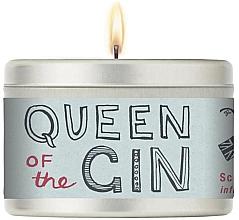 Parfumuri și produse cosmetice Lumânare aromatică - Bath House Queen Of The Gin Juniper Gin Scented Candle