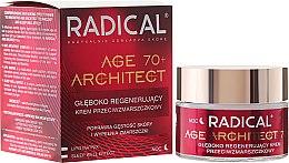 Parfumuri și produse cosmetice Cremă de noapte pentru față 70+ - Farmona Radical Age Architect Cream 70+