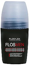 Parfumuri și produse cosmetice Antiperspirant roll-on răcoritor - Floslek Flosmen Anti-perspirant deo roll-on