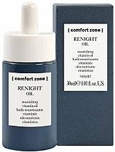 Parfumuri și produse cosmetice Ulei hidratant de noapte pentru față - Comfort Zone Renight Nourishing Vitamin Oil