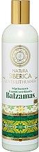 "Parfumuri și produse cosmetice Balsam de păr ""Lungime și putere"" - Natura Siberica Loves Lithuania Length & Strength Balm"
