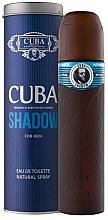 Parfumuri și produse cosmetice Cuba Shadow - Apă de toaletă