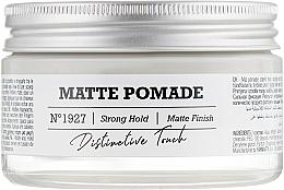 Parfumuri și produse cosmetice Ceară matifiantă pentru păr - FarmaVita Amaro Matte Pomade