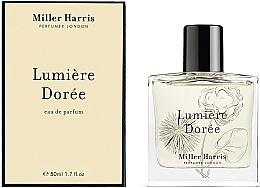 Parfumuri și produse cosmetice Miller Harris Lumiere Doree - Apă de parfum