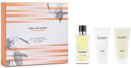 Parfumuri și produse cosmetice Angel Schlesser Flor de Naranjo - Set