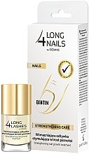 Parfumuri și produse cosmetice Ser pentru unghii - Long4Lashes Intensive Strenghtening Nail Serum