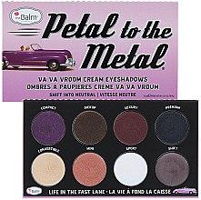 Parfumuri și produse cosmetice Paletă farduri de ochi - theBalm Petal To The Metal Shift Into Neutral