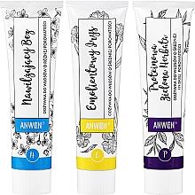 Parfumuri și produse cosmetice Set №3 - Anwen (cond/3x100ml)