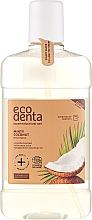 Parfumuri și produse cosmetice Agent de clătire pentru cavitatea bucală - Ecodenta Cosmos Organic Minty Coconut