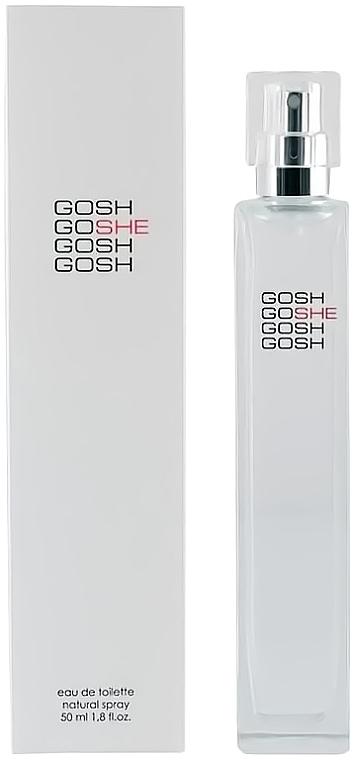 Gosh She - Apa de toaletă