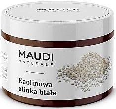 Parfumuri și produse cosmetice Argilă albă de caolin pentru față - Maudi