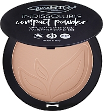 Parfumuri și produse cosmetice Pudră de față - PuroBio Cosmetics Compact Powder