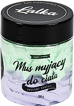 """Parfumuri și produse cosmetice Spumă de corp """"Cocktail de fructe"""" - Lalka"""