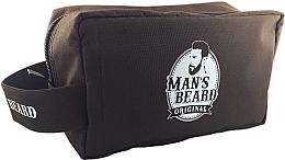 Parfumuri și produse cosmetice Geantă de călătorie pentru bărbați- trusă cosmetică - Man's Beard Men's Toiletry Bag