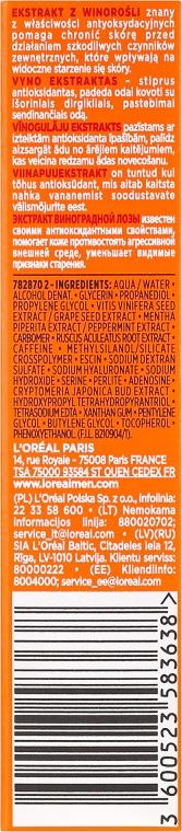 Cremă pentru pielea din jurul ochilor pentru bărbați - L'Oreal Paris Men Expert Vita Lift Eye Cream — Imagine N3