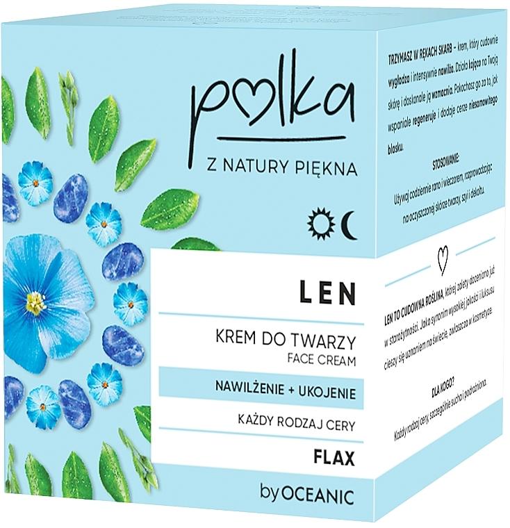 Cremă hidratantă și calmantă pentru față - Polka Face Cream — Imagine N2