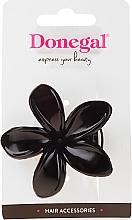 Parfumuri și produse cosmetice Clamă de păr, neagră, FA-5831 - Donegal