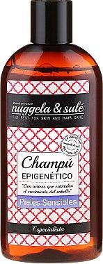 Șampon pentru scalp sensibil - Nuggela & Sule' Epigenetic Shampoo Sensitive Skin — Imagine N1