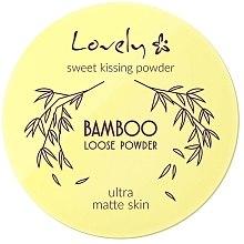 Parfumuri și produse cosmetice Pudra - Lovely Bamboo Loose Powder