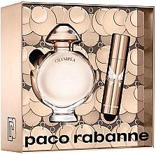 Parfumuri și produse cosmetice Paco Rabanne Olympea - Set (edp/50ml + edp/10ml)