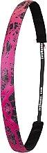 Parfumuri și produse cosmetice Bandă pentru cap, print roz - Ivybands Pink Goes Wild Hair Band