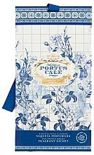 Parfumuri și produse cosmetice Ароматическое саше - Portus Cale Gold&Blue Fragrant Sachet