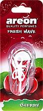 Parfumuri și produse cosmetice Aromatizator auto - Areon Fresh Wave Cherry