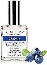 Parfumuri și produse cosmetice Demeter Fragrance Blueberry - Apă de colonie