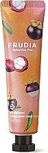 Parfumuri și produse cosmetice Cremă hidratantă de mâini cu extract de mangostan - Frudia My Orchard Mangosteen Hand Cream