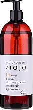 "Parfumuri și produse cosmetice Ulei de masaj ""Mango"" - Ziaja Baltic Home Spa FIT Mango Body Massage Oil"