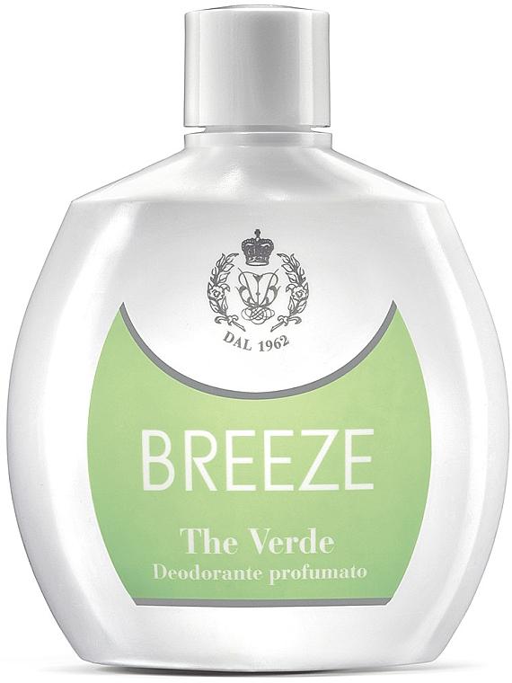 Breeze The Verde - Парфюмированный дезодорант — фото N1