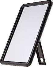 Parfumuri și produse cosmetice Oglindă dreptunghiulară, 9256, neagră - Donegal Mirror