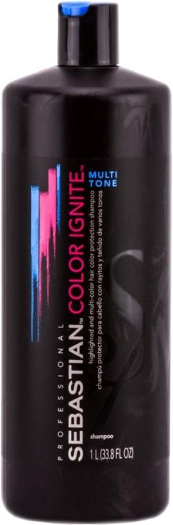 Șampon pentru protecția culorii părului - Sebastian Professional Found Color Ignite Multi Shampoo — Imagine N3