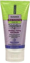 Parfumuri și produse cosmetice Cremp anticelulitică de corp - Frezyderm Elegance Body Countouring Tripleffect Cream Gel