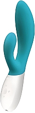 Parfumuri și produse cosmetice Stimulator pentru zona G și clitoris, albastru - Lelo Ina Wave Ocean Blue