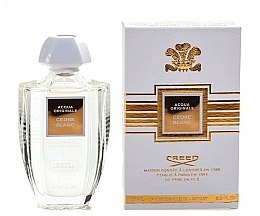Parfumuri și produse cosmetice Creed Acqua Originale Cedre Blanc - Apă de parfum