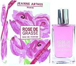 Parfumuri și produse cosmetice Jeanne Arthes Rose de Grasse - Apă de parfum