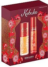 Parfumuri și produse cosmetice Bourjois Kobako - Set (edt/50ml + deo/75ml)