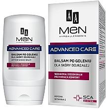 Parfumuri și produse cosmetice Balsam după ras pentru pielea matură - AA Men Advanced Care After Shave Balm For Mature Skin