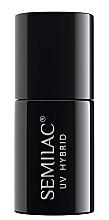 Parfumuri și produse cosmetice Lac de unghii - Semilac Blooming Effect UV Hybrid Nail Polish