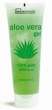 Parfumuri și produse cosmetice Gel de duș - IDC Institute 100% Pure Aloe Vera Gel