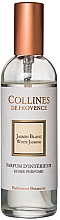 "Parfumuri și produse cosmetice Аромат для дома ""Белый жасмин"" - Collines de Provence White Jasmine Home Perfume"