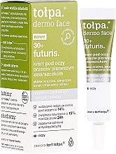 Parfumuri și produse cosmetice Cremă pentru zona ochilor - Tolpa Dermo Face Futuris 30+ Eye Cream