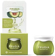 Parfumuri și produse cosmetice Cremă de față - Frudia Relief Avocado Cream (mini)