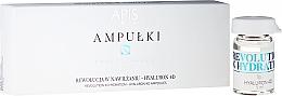 Parfumuri și produse cosmetice Concentrat pentru față - APIS Professional 4D Hyaluron Concentrate Ampule