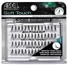 Parfumuri și produse cosmetice Set de gene individuale - Ardell Soft Touch Long Black